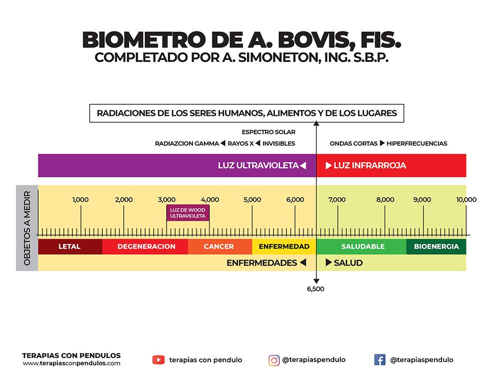 Biometro de Bovis - Peq